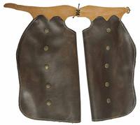 James Dean Cowboy - Leather Chaps