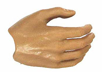 X-Series Nude: Caucasian Tan XT1 - Right Relaxed Hand