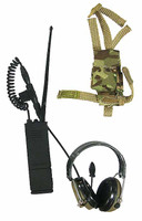 VH: US Army 82nd Airborne Division - Radio w/ Accessories