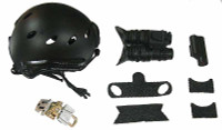 VH: CQB v3 - Helmet w/ Accessories