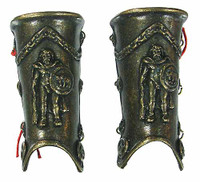 Secutor - Leg Armor (Metal)