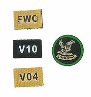 FBI HRT - Patches (4)