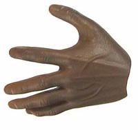 Michael Jordan: Road Version #23 - Left Ball Palming Hand (Magnetic)
