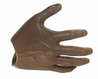 Michael Jordan: Road Version #23 - Right Ball Palming Hand (Magnetic)