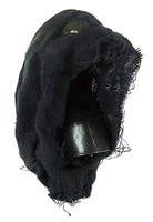 Morgul Lord - Hollow Hooded Head That Fits into Helmet (As Is - See Note)