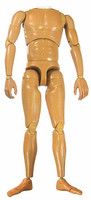 MI6: Agent Jack - Nude Body w/ Hands & Feet (No Head)