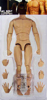 ACI -Christian: AB8 Nude Boxed Figure w/ Neck Joint & Multiple Hands and Feet