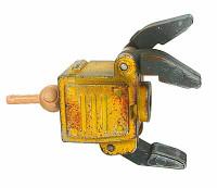 Iron Island: Jack-5 - Robot Claw Hand