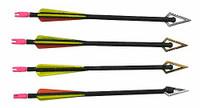 ZC World Firearms Collection Set B - Short Arrows (4)