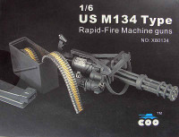 M134 Rapid Fire Machine Gun - Boxed Accessory Set