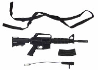 FBI Biochemical Weapons Expert - Machine Gun
