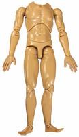 FBI Biochemical Weapons Expert - Nude Body w/ Hands & Feet