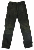 FBI Biochemical Weapons Expert - Black Cargo Pants