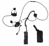 SWAT Assaulter: Driver - Radio w/ Accessories (As Is - See Note)
