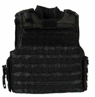 SWAT Assaulter: Driver - Tactical Vest and Body Armor