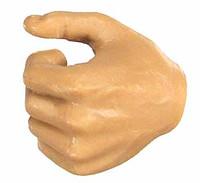 Total Rome: Roman Legionary Optio - Left Gripping Hand