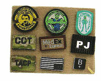 USAF Pararescue Jumpers Type C - Patches