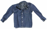 Passionate Riders - Denim Style Long Sleeve Shirt