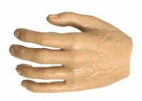 Roman Gladiator v1 (H004) - Left Relaxed Hand