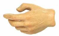 Gandalf the White - Left Open Grip Hand