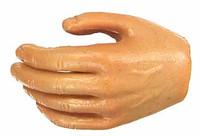 Gandalf the White - Left Relaxed Hand