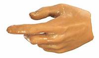 Manji Samurai - Left Pointing Hand