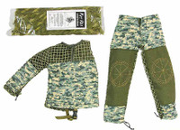 Sniper Elite - Green Ghillie Uniform
