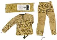 Sniper Elite - Tan Ghillie Uniform