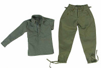 Peter: Waffen SS Medic Operation - Shirt and Pants