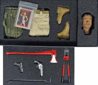 Zombie Survivor - Boxed Accessory Set (No Body)
