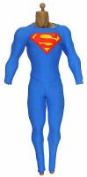 DC Comics: Superman - Body w/ Body Suit (See Note) (Limit 1)