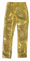 "Dennis Rodman - Gold Pants (Nearly 1"" Longer)"