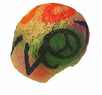 Dennis Rodman - Hair (Peace Symbol)