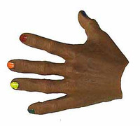Dennis Rodman - Hand 4