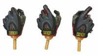 Gangster Kingdom: Spade 5 - Gloved Hands