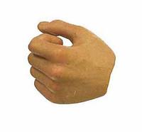 Alex Murphy & Robocop (2 Pack) - Left Gripping Hand