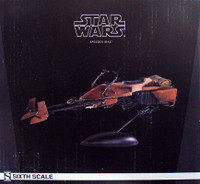 Imperial Speeder Bike - Boxed Vehicle (Trooper Not Included)