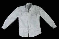 RIPC (Rest In Peac Cowboy) - White Long Sleeve Shirt