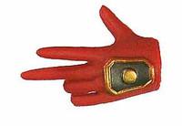 Shi: Battle Armor - Left 3 Finger Posed Hand