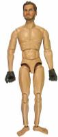 Knight Hospitaller Crusader - Nude Figure