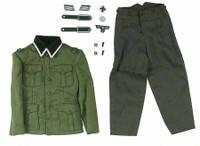 TCT68005 - WWII Wehrmacht Heer Infanterie - Uniform