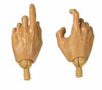 Cowboy U - Trigger Hands w/ Hand Joints