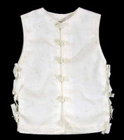 Chinese Railway Guerrilla - Lace Up Tang Vest