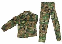 1st Brigade, 82nd Airborne Division Paratroopers PANAMA - Uniform