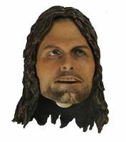 Aragorn (Asmus) - Head w/ Open Mouth