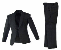 Weapons Expert Wayne Co. - Black Tuxedo Suit