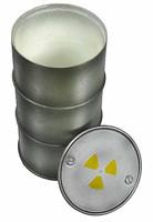 Chemical Poisoning Partner - Hazmat Barrel