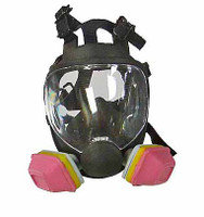 Chemical Poisoning Partner - Gas Mask