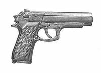 Chemical Poisoning Partner - Pistol