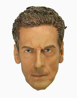 Doctor Who: 12th Doctor (Peter Capaldi) - Head (No Neck Joint)